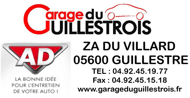Garage guillestrois